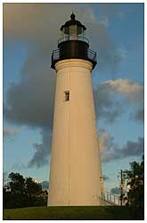 The only Lighthouse open to the public on the Gulf coast.