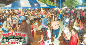 6th Annual Pachanga in the Park. Sat., Oct. 1 from 5 - 11 p.m.