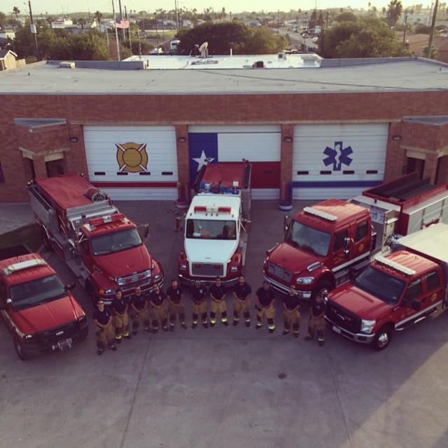 #pivfd #portisabel #portisabeltx Port Isabel Volunteer Fire Department!