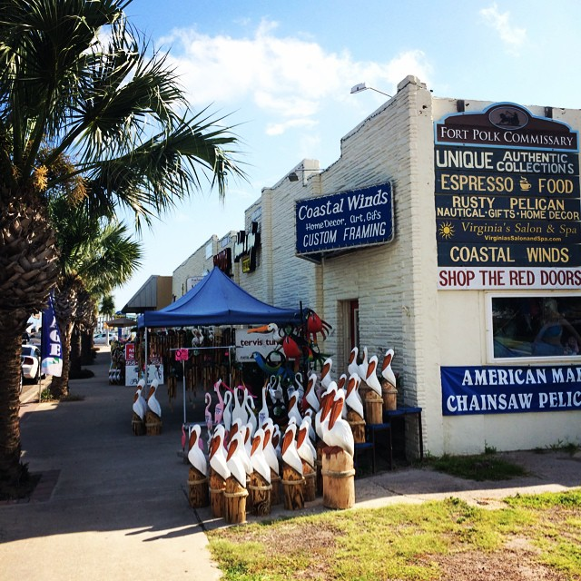 #pelicans Coastal Winds... Experience shopping in #portisabel #portisabeltx Some great relaxing fun! #texastodo