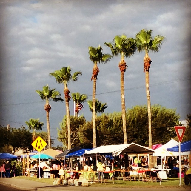 Port Isabel Antique & Flea Market on Highway 100! A shopping adventure at the coast! Until 4pm. #portisabel #portisabeltx #texastodo #fleamarket