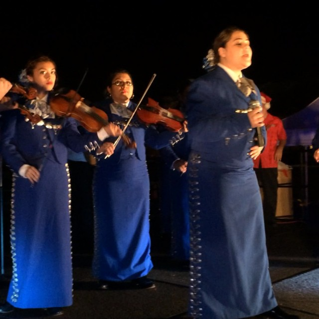 Port Isabel High School Mariachi Plata performing at the 7th Annual Community Christmas Tree Lighting Ceremony! #pihs #mariachiplata #texastodo #christmastree #portisabel
