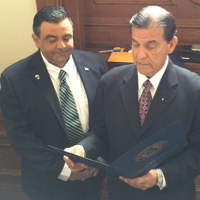 #senatorlucio #portisabel Senate Resolution 242. Port Isabel Day at the State Capitol.
