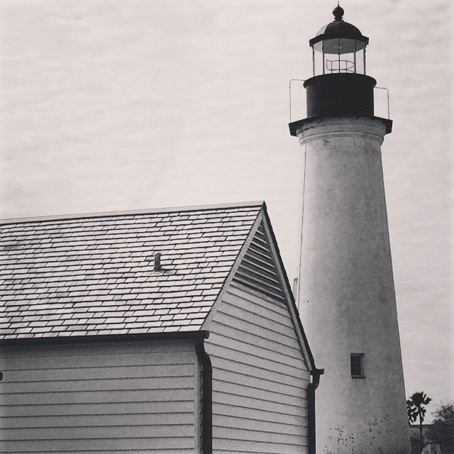 Port Isabel Lighthouse! And the sun is shining! #portisabel #lighthouse #texastodo