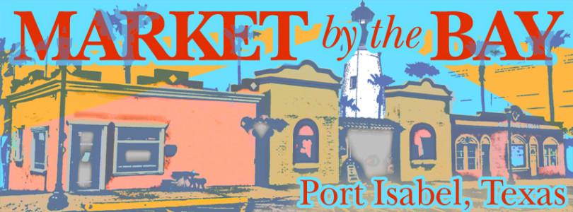 Market by the Bay Arts, Crafts, Antique & Jewelry Show at the Port Isabel Event & Cultural Center. February 17 – 18. A Gloria Bates Production. Call 956/455-6798 for vendor information. $1.00 admission at the door. Admission proceeds go to support the Isabel Y Garcia Animal Shelter and Sea Turtle, Inc.