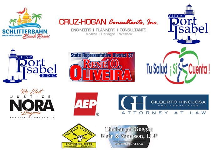 Sponsors of the 7th Annual Pachanga in the Park. September 30, 6 - 11 p.m.