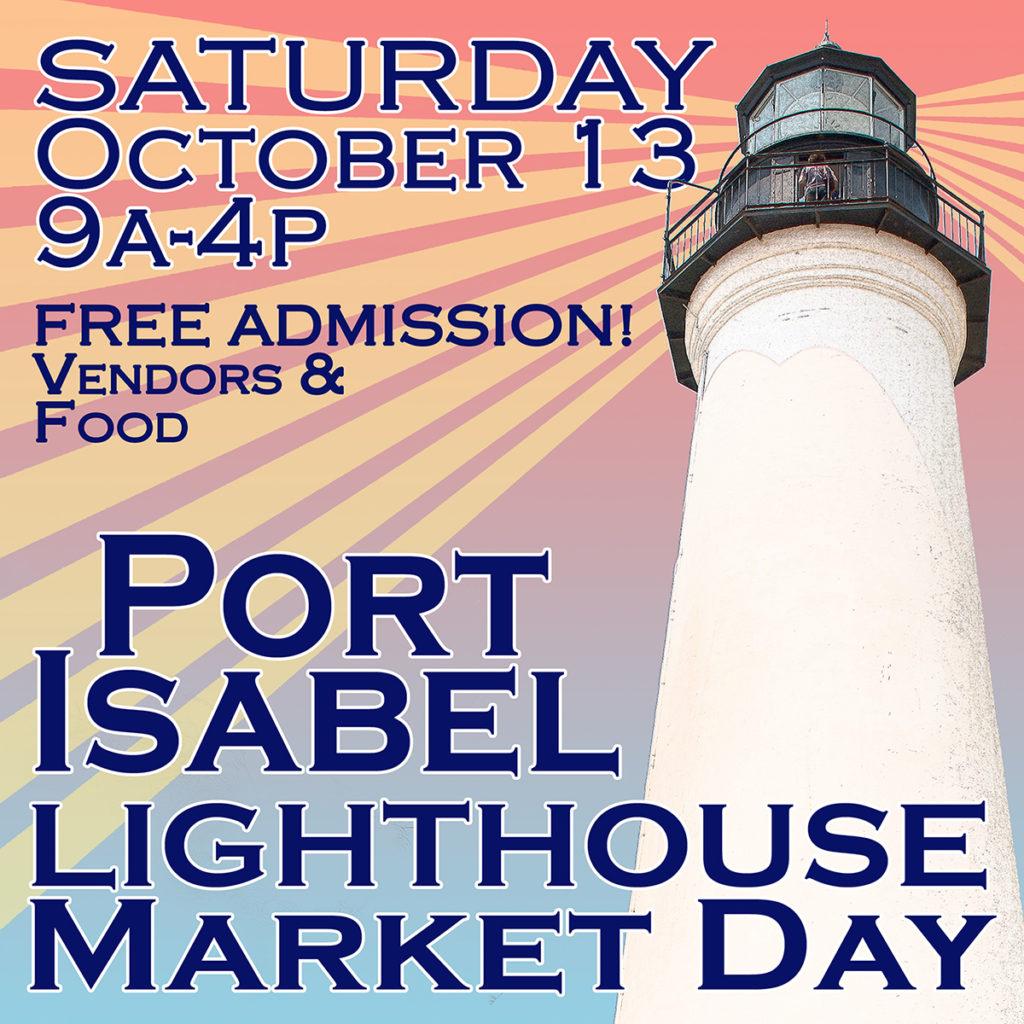 Lighthouse Market Day. 10/13.