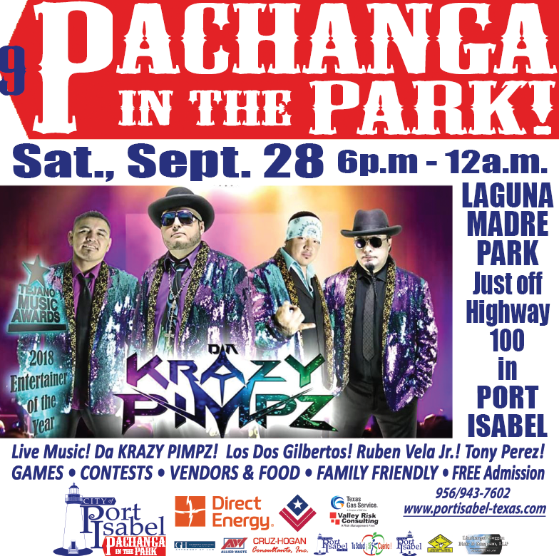 Pachanga in the Park