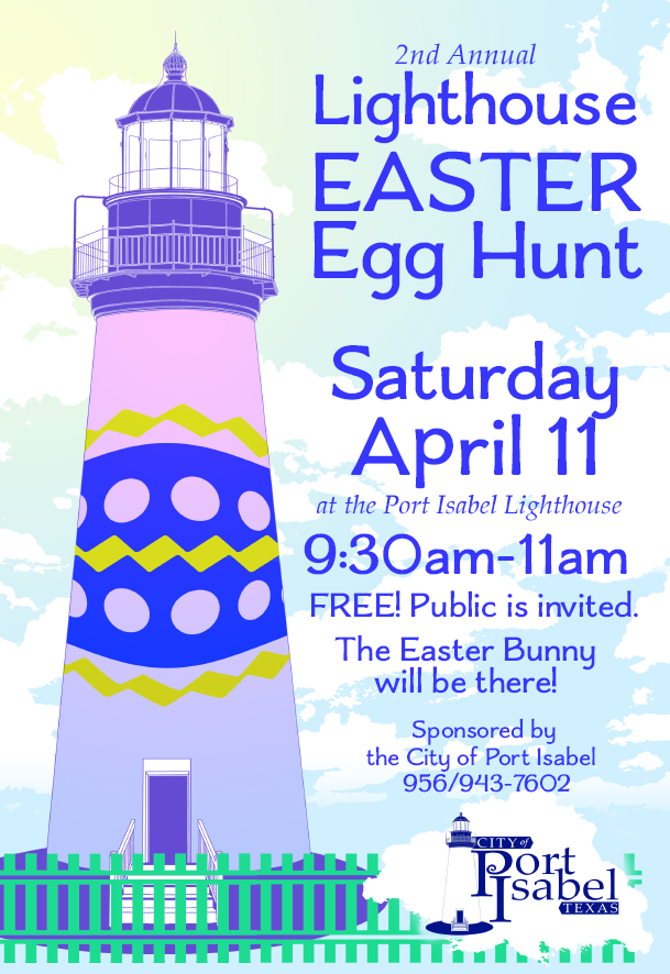 Easter Egg Hunt at the Lighthouse!
