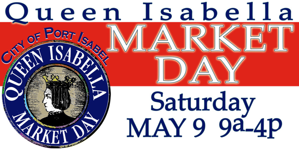 Queen Isabella Market Day [Rescheduled May 8]