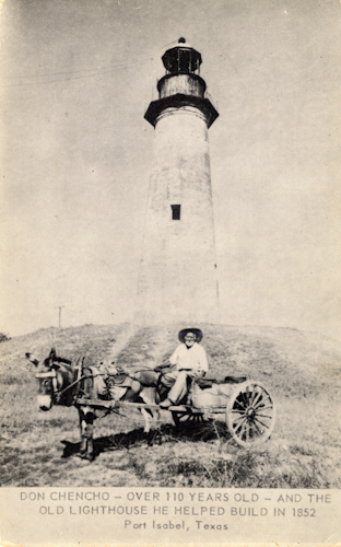 The history of Port Isabel dates back to the first recorded land owner in 1829.